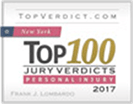 Frank Lombardo Top 100 Jury Verdicts 2018